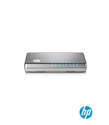HP Switch 8 ports
