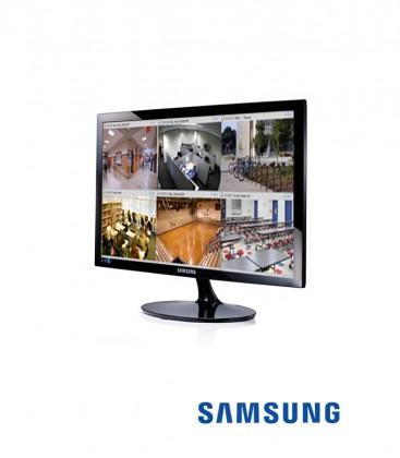 "Moniteur Samsung Full HD 24"""