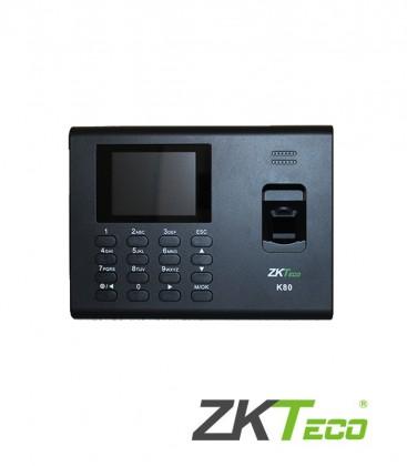 Pointeuse ZKTeco K80