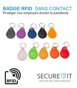 Badge Porte cle