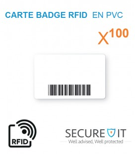 100 Carte badge de proximité