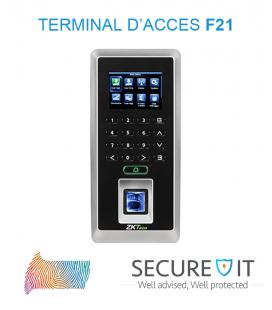 Terminal d'accès F21