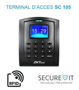 Terminal d'accès SC 105