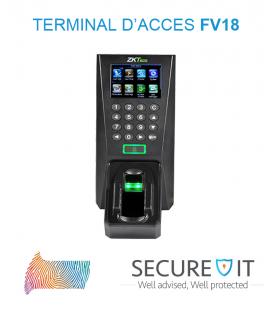 Terminal d'accès FV18
